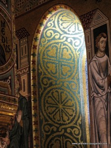 Mosaics, Palatine Chapel, Norman Palace, Palermo (9)