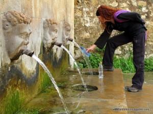 Natural spring water (2)