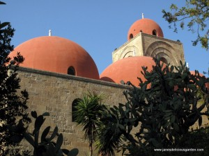 Palermo Chiesa di San Giovanni degli Eremiti, Palermo, Arab Norman architecture