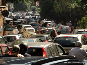 Palermo's horrific traffic